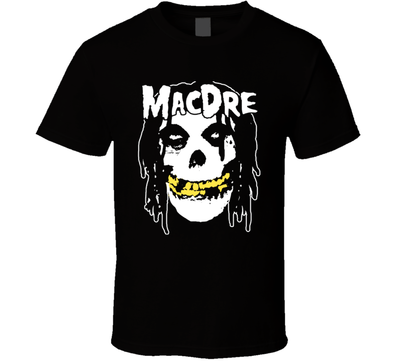 Mac Dre Missfits Mix Fan T Shirt