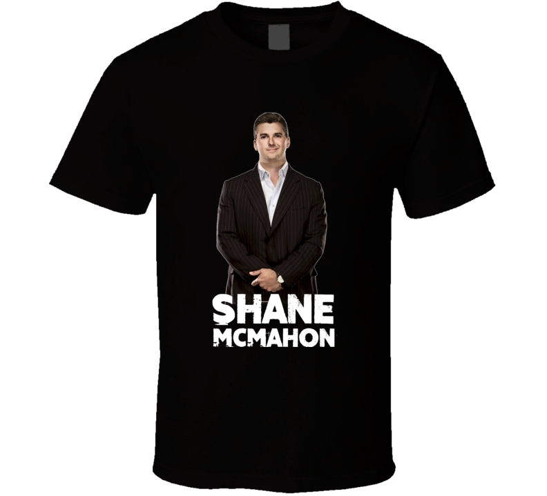 Wwe Raw Shane McMahon Fan Vs The Undertaker Hell In A Cell Wrestlemania 32 T Shirt