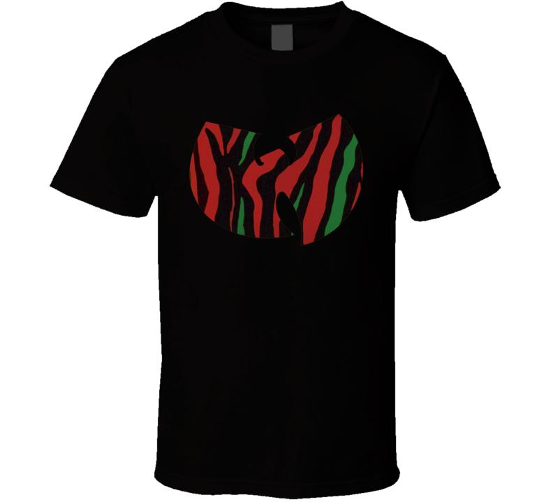 A Tribe Called Quest Wu Tang Clan Rip Phife Dawg Q Tip Ali Shaheed Muhammad Jarobi White Rap 90s Fan T Shirt
