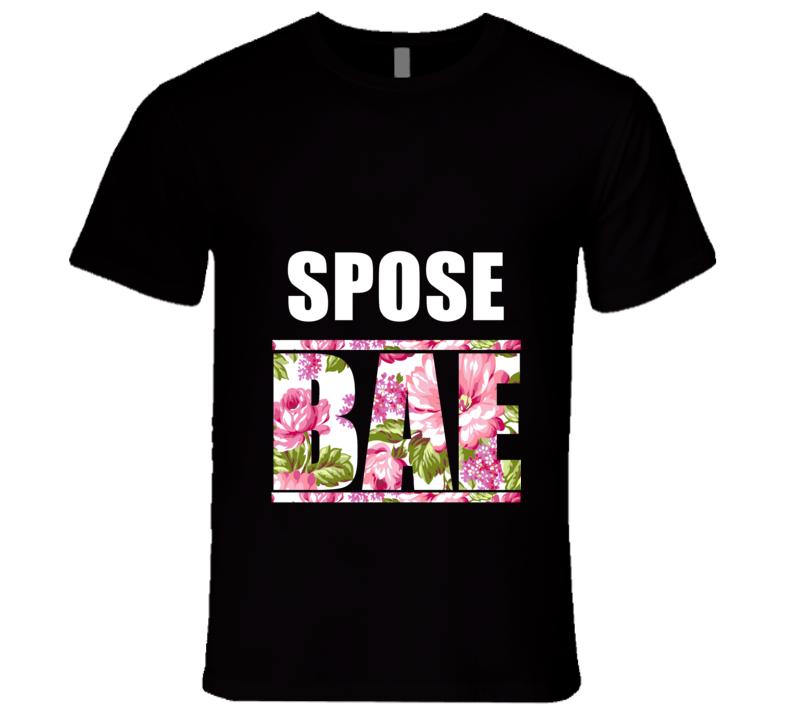 SPOSE Before Anyone Else Bae Fan Rap Hip Hop Rapper Gangster T Shirt
