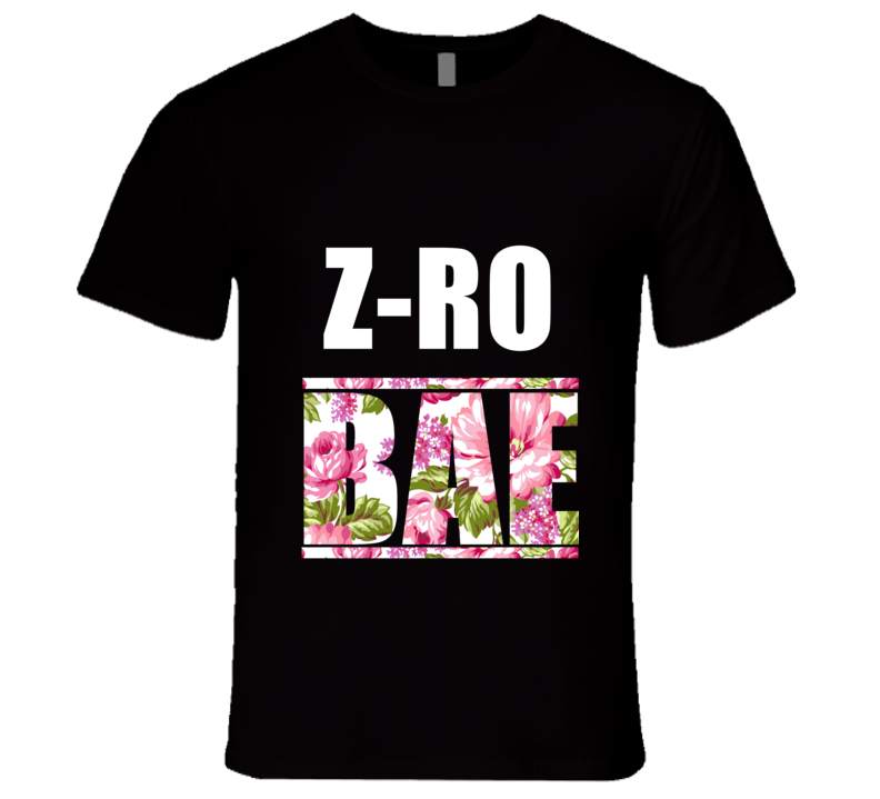 Z-RO Before Anyone Else Bae Fan Rap Hip Hop Rapper Gangster T Shirt
