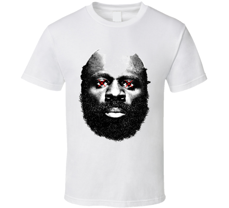 Kimbo Slice Dead Rip Fan Ufc Fighter Boxer Street Fan T Shirt