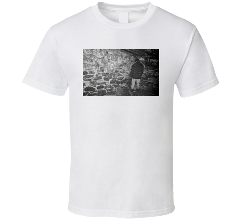 The Blair Witch Project End Ending Scene Mike In Corner Scary Movie Fan T Shirt