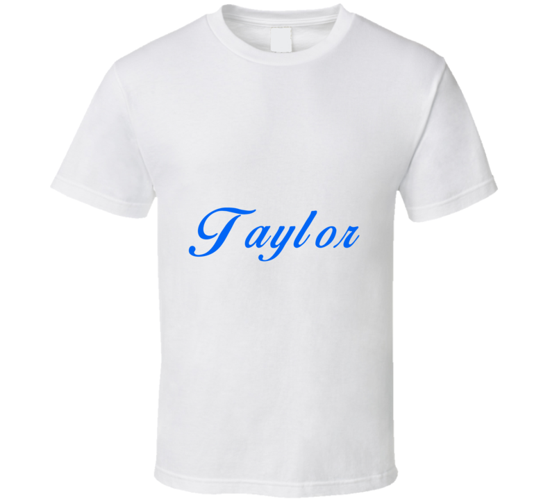 Taylor My Mink Lashes T Shirt