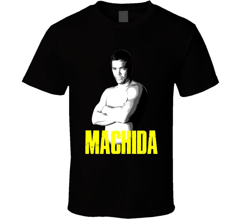 Lyoto Machida Mma Boxing Fight Fan T Shirt