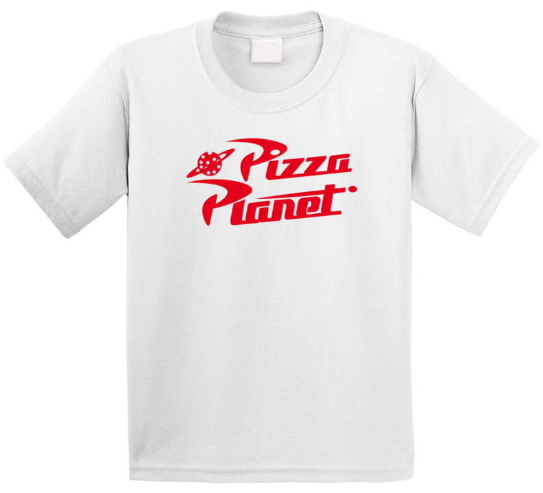 Pizza Planet Logo Toy Story T Shirt