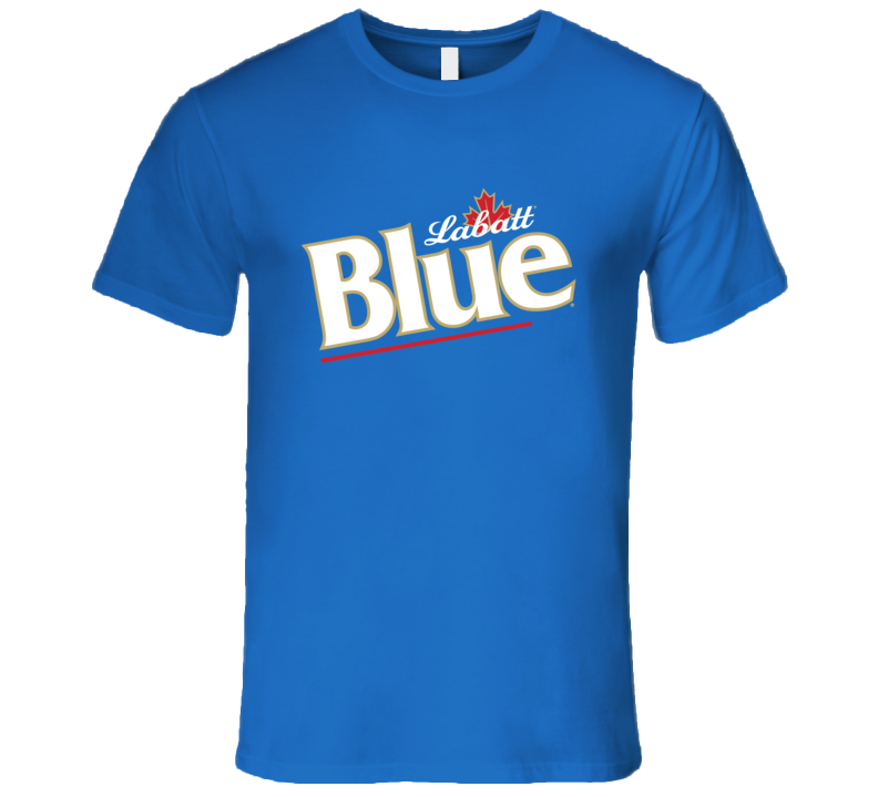 Blue Beer T Shirt