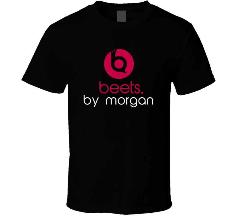 Beets By Morgan Funny Beats Headphone Parody Tv Character Fan T Shirt