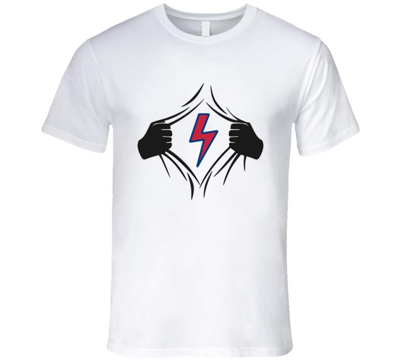 New York Football Saquon Barkley Superhero T Shirt