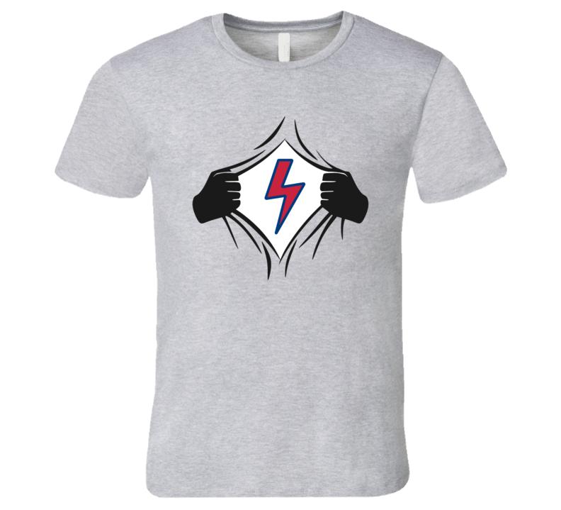 Saquon Barkley New York Footbal Superhero Superman T Shirt