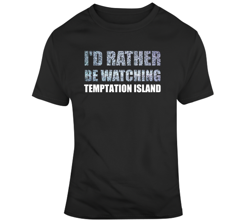Temptation Island Tv Show T Shirt