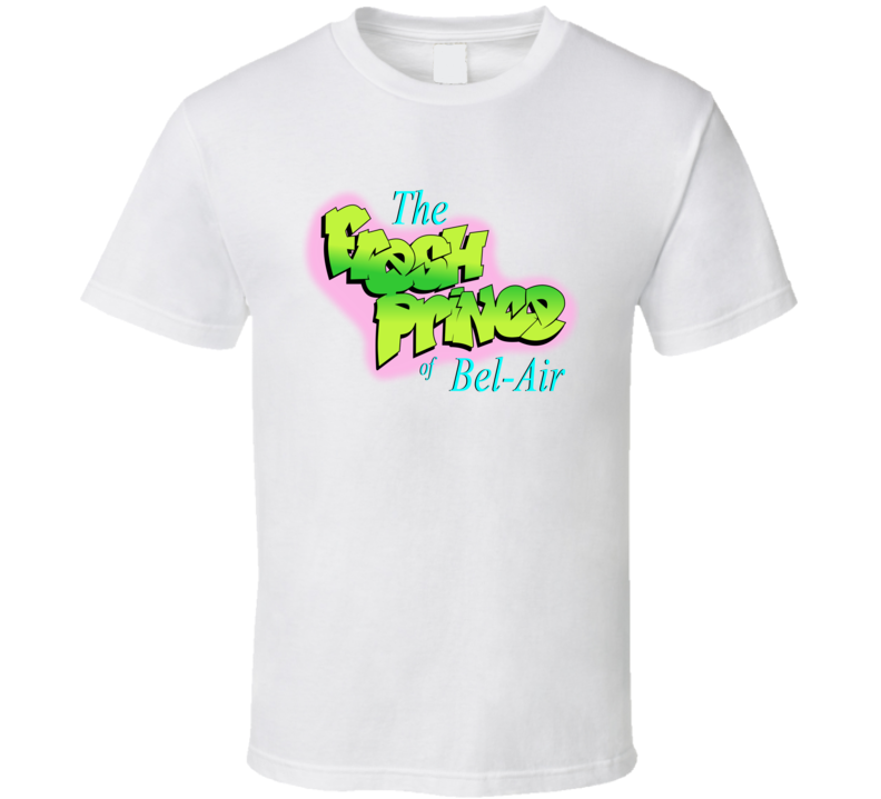Fresh Princeof Bel Air Wll Smith T Shirt
