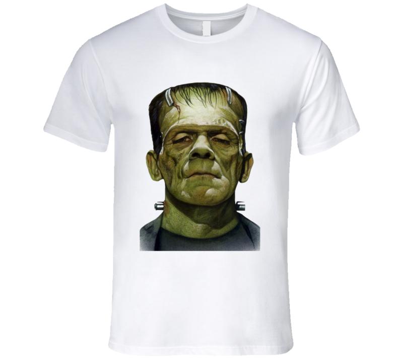Frankenstein Halloween T Shirt