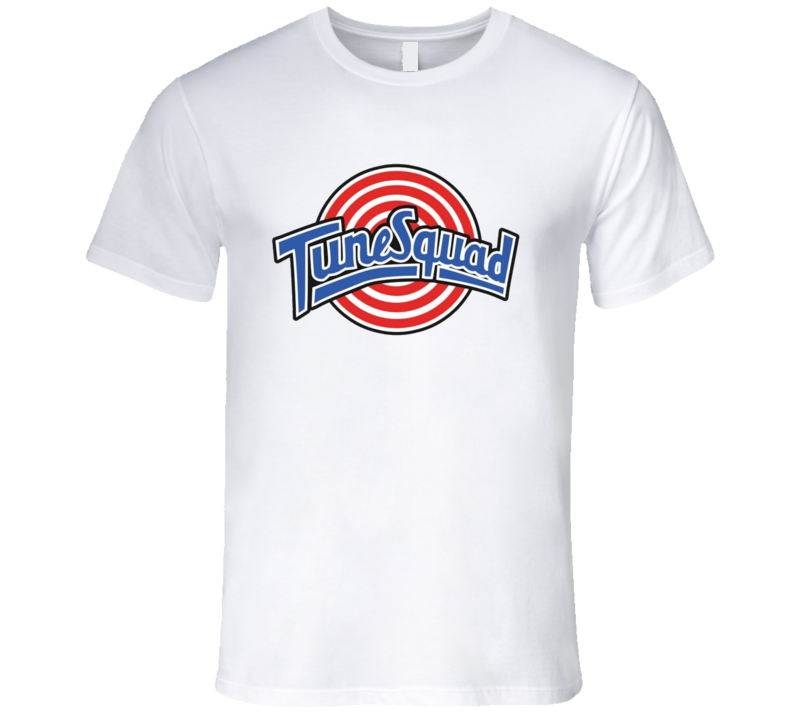 Space Jam Tune Squad Jersey Funny T Shirt