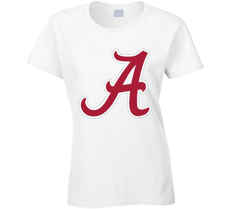 Ladies or Mens Alabama Chrimson Tide T Shirt