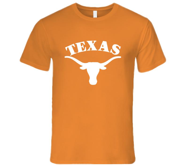 Texas Longhorns College Football T Shirt