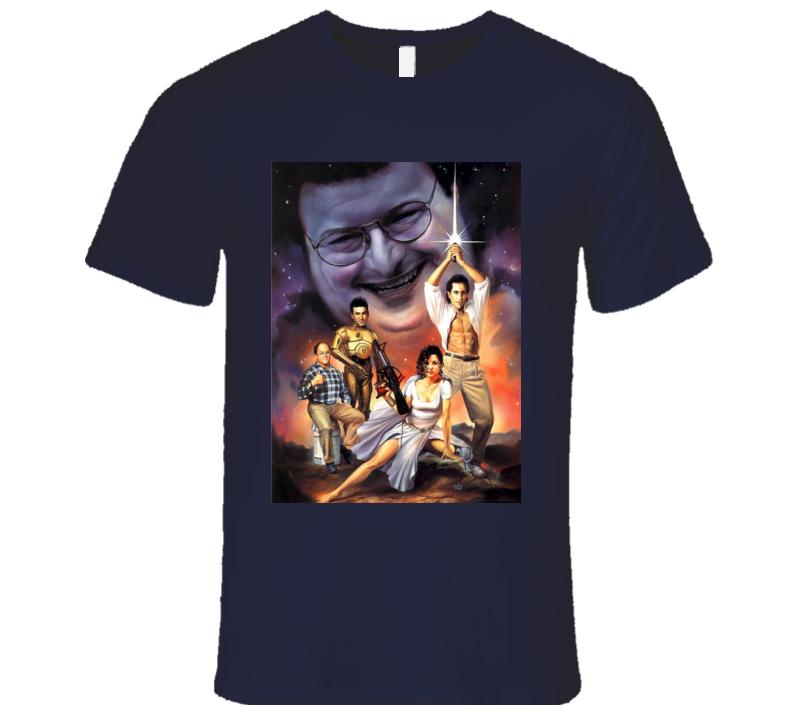 Seinfeld Wars Funny T Shirt