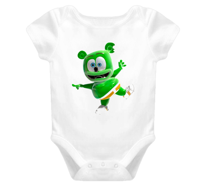 Gummy Bear Song Baby Onsie  T Shirt