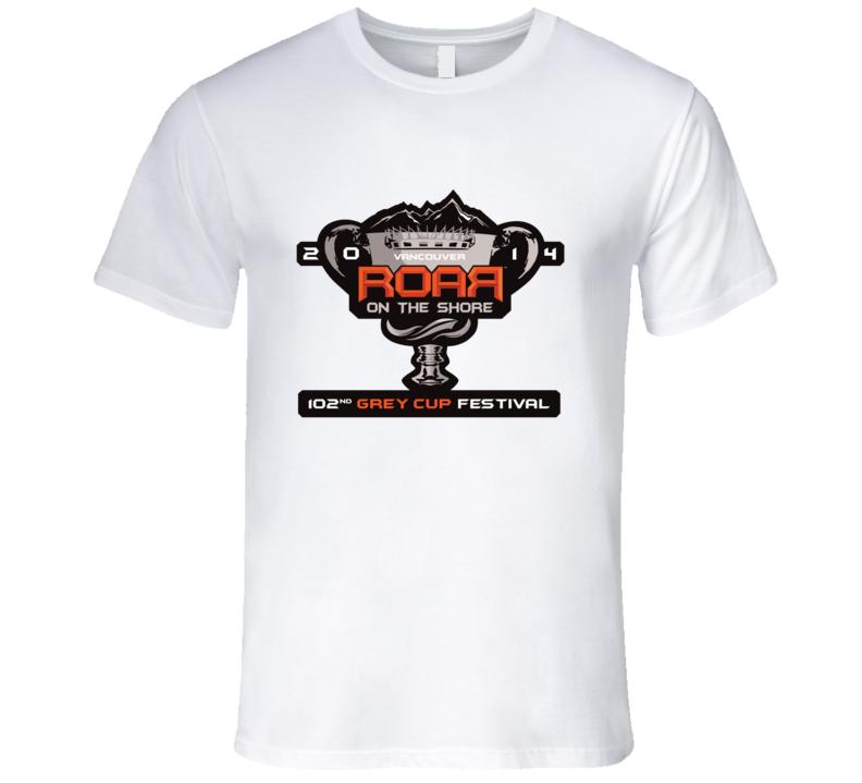 Grey Cup 2014 102 T Shirt