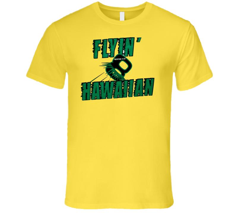 Flyin' Hawaiian Mariota Ducks T Shirt