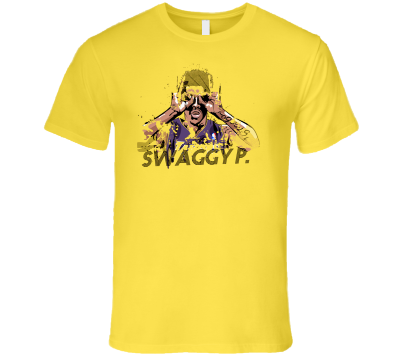 Swaggy P Nick Young Lakers T Shirt