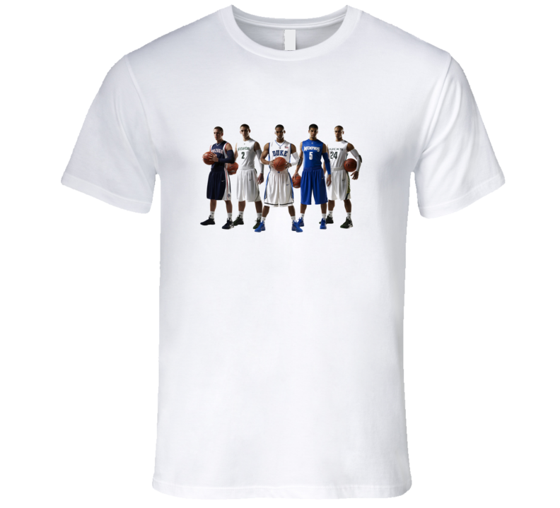 Ncaa Basketball Player Fan T Shirt