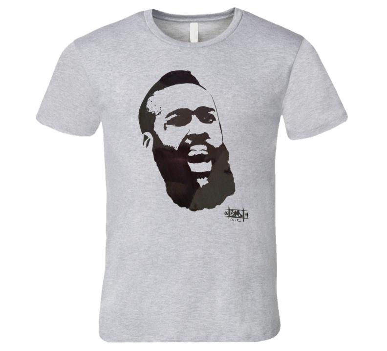 James Harden Houston Basketbell T Shirt