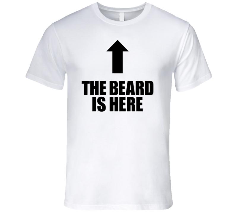 Daniel Bryan WWE Wrestling The Beard Is Here T Shirt