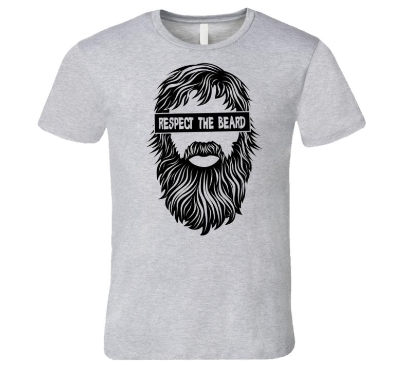Daniel Byan Respect The Beard WWE Wrestling T Shirt