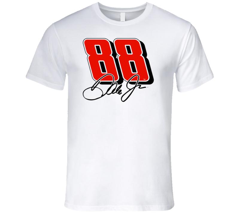 Dale Earnhardt Jr 88 Nascar Fan T Shirt