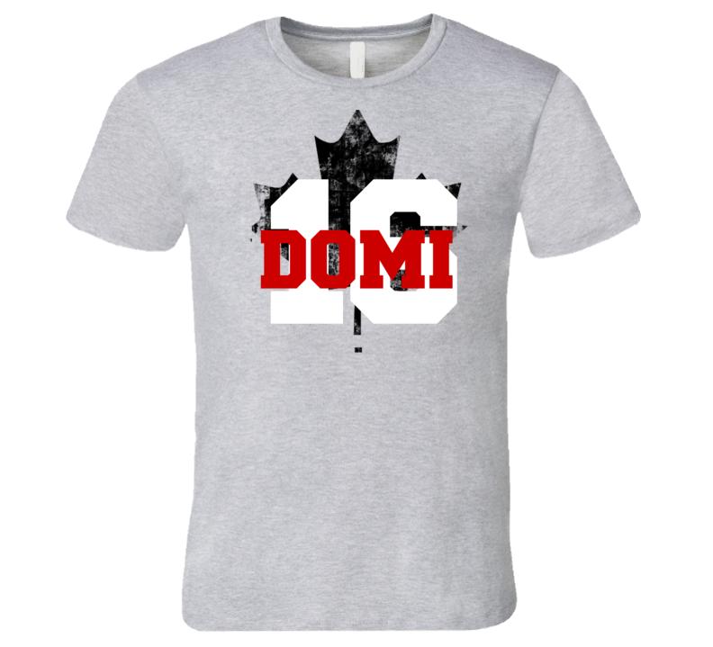 Max Domi 16 Team Canada IIHF World Jr's Fan T Shirt