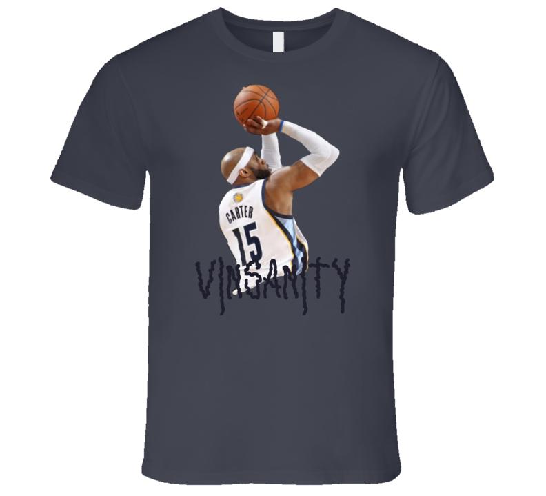 Vinsanity Vince Carter Memphis Basketball T Shirt