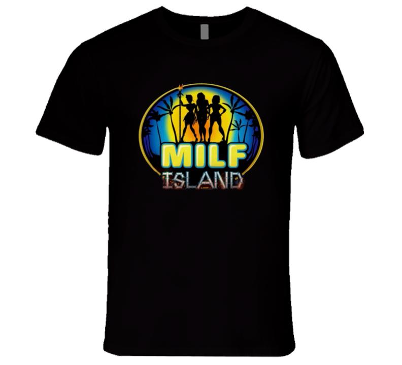 30 Rock Milf Island Funny T Shirt