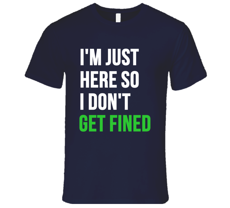 Marshawn Kynch Seattle Football So I Won't Get Fined T Shirt