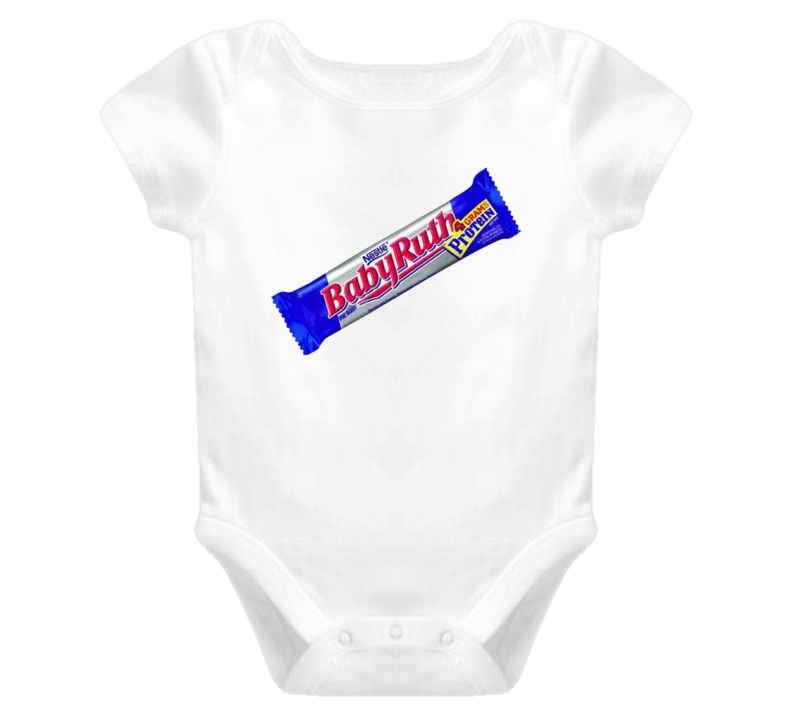 Baby Ruth Funny Baby Onesie T Shirt
