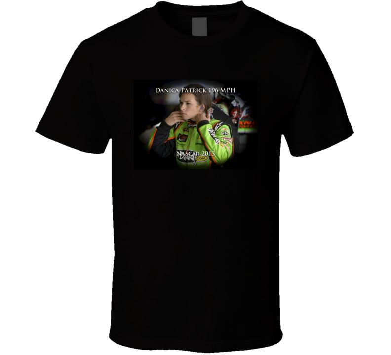Danica Patrick 196 MPH T-Shirt