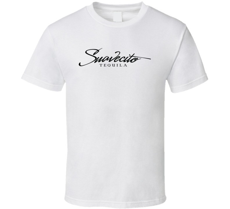 Suavecito Tequila Logo Alcohol Drinking Gift Cool T Shirt