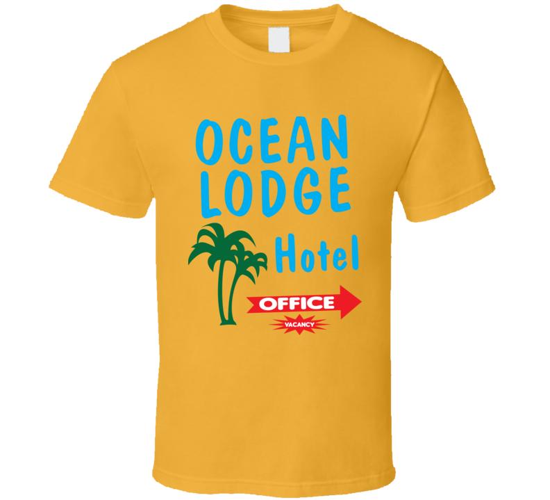 Goliath TV Show Ocean Lodge Hotel Cool T Shirt