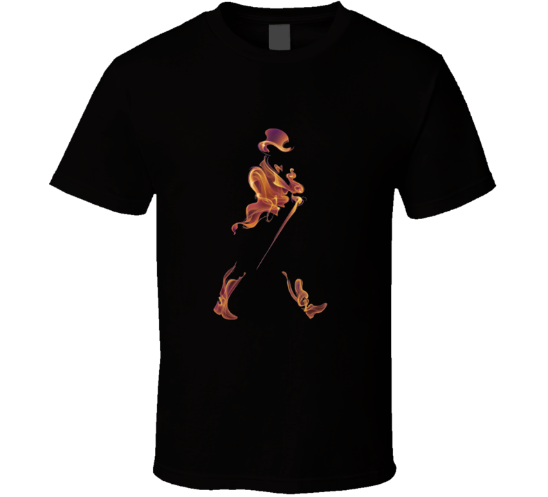 Johnny Walker Cool Fire T Shirt