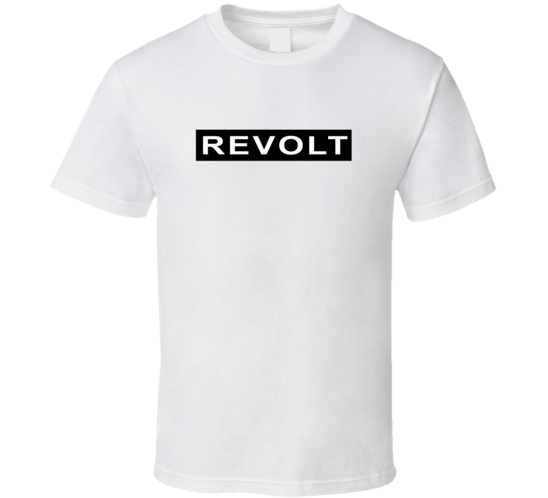 P Diddy Revolt T Shirt
