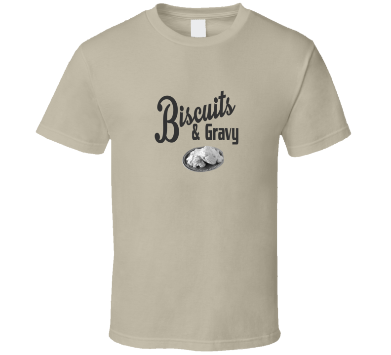 Marshawn Lynch Biscuits & Gravy T Shirt