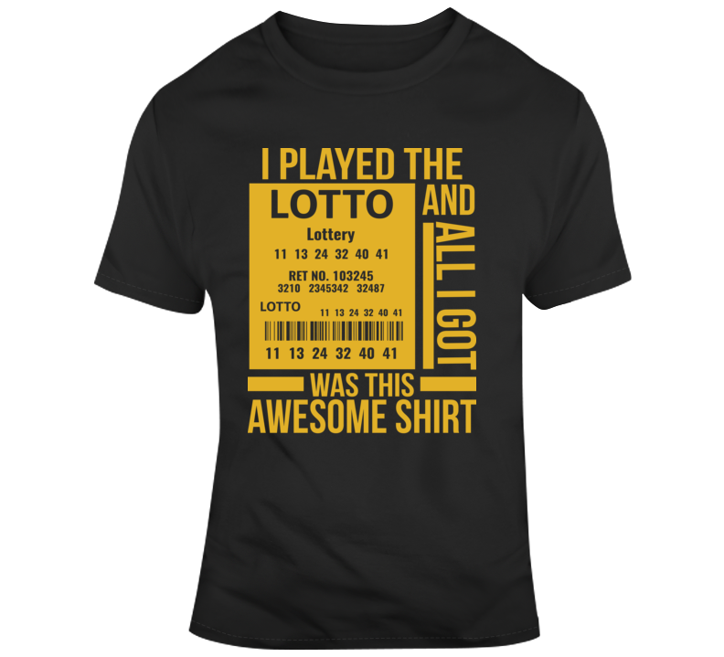 I Played The Lotto Faith Blessed Boss Entrepreneur Success God Jesus Lord Church Bible Inspirational Motivational Christian Religious Pop Culture Gift Coronavirus TShirt
