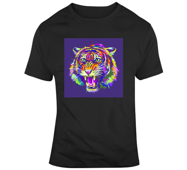 Tiger King_Color Animal Boss Entrepreneur Nurse Teacher Inspirational Motivational Pop Culture Hustle World Global Gift Pandemic Coronavirus COVID-19 TShirt