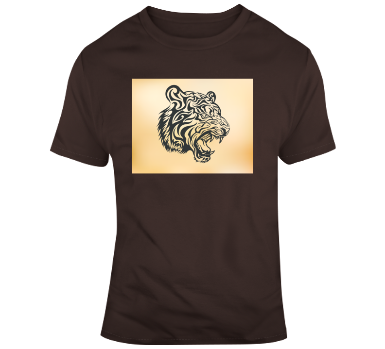 Tiger King_Gold Animal Boss Entrepreneur Nurse Teacher Inspirational Motivational Pop Culture Hustle World Global Gift Pandemic Coronavirus Covid-19 TShirt