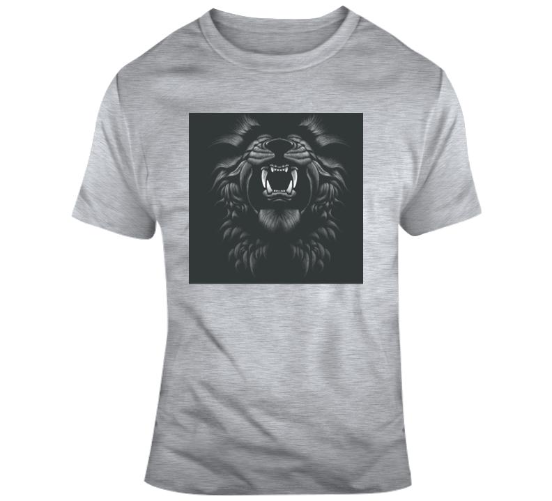 Lion King Animal Boss Entrepreneur Nurse Teacher Inspirational Motivational Pop Culture Hustle World Global Gift Pandemic Coronavirus Covid-19 TShirt