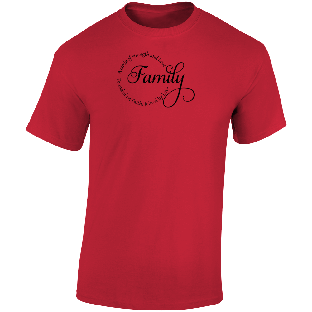 Family Faith Love Faith Boss Entrepreneur Nurse Teacher God Blessed Faith Inspirational Motivational Pop Culture Hustle Gift TShirt