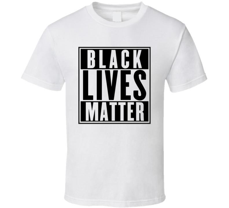 Black Lives Matter #1 All Lives Matter I Can't Breathe Faith Blessed Inspirational Motivational TShirt