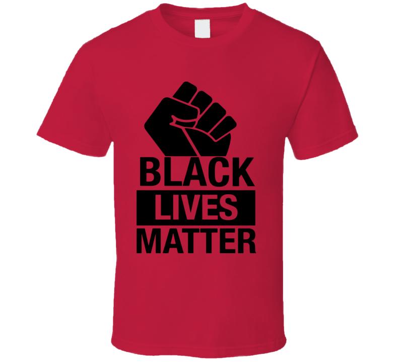 Black Lives Matter #2 All Lives Matter I Can't Breathe Faith Blessed Inspirational Motivational TShirt