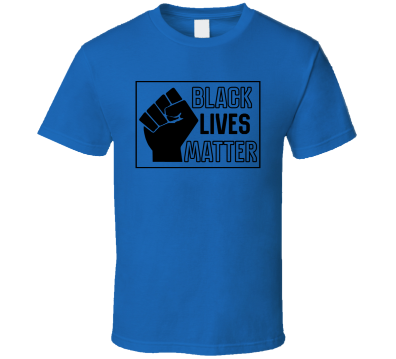 Black Lives Matter #3 All Lives Matter I Can't Breathe Faith Blessed Inspirational Motivational TShirt