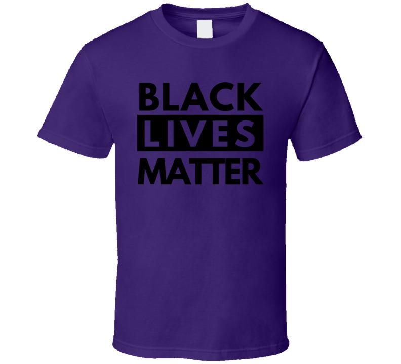 Black Lives Matter #6 All Lives Matter I Can't Breathe Faith Blessed Inspirational Motivational TShirt